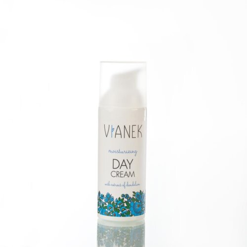 Moisturizing Κρέμα Ημέρας 50ml | Vianek