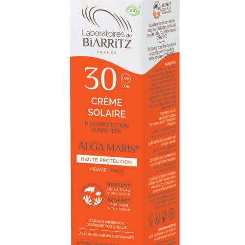 Αντηλιακή Προσώπου SPF30 50ml | Laboratoires De Biarritz