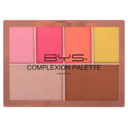 Complexion Palette x6 Sun Fizz | BYS