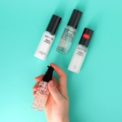 Face Primer Pearls Hydrating & Plumping Effect   BYS