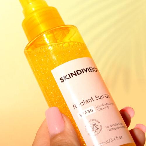 Radiant Sun Oil SPF30 100ml | SkinDivision