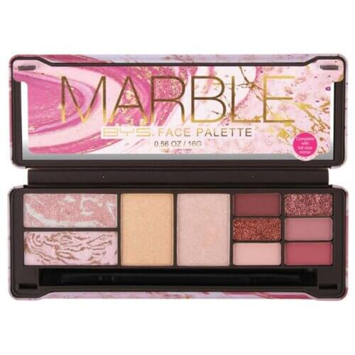 Complexion & Eyes Palette Marble   BYS